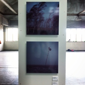 Jess Bang Hansen på Copenhagen Photofestival © Lisbeth Johansen